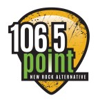 106.5 The Point 106.5 FM USA, St. Cloud