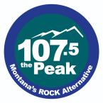 107.5 The Peak 107.5 FM United States of America, Great Falls