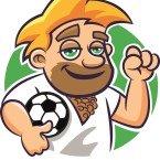 100% Fußballparty von Feierfreund Germany