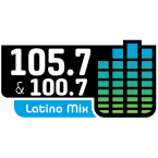 Latino Mix 105.7 y 100.7 100.9 FM USA, Sausalito