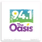 94.1 THE OASIS 94.1 FM USA, Charlottesville