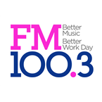 FM 100.3 105.5 FM United States of America, Logan
