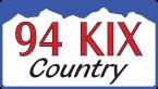 94.1 KIX Country 101.3 FM United States of America, Gunnison