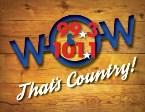 99.3 WOWZ 99.3 FM USA, Accomac