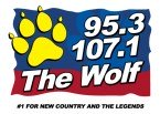 The Wolf 107.1 FM USA, Concord (Lakes Region)