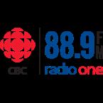 CBC Radio One Kelowna 91.7 FM Canada, Canal Flats