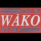 WAKO-FM 910 AM United States of America, Evansville