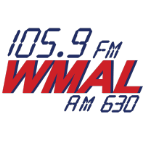 WMAL 105.9 FM & AM 630 105.9 FM United States of America, Woodbridge