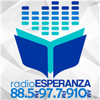 Radio Esperanza 97.7 FM USA, Roma-Los Saenz