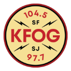 KFOG 97.7 FM United States of America, Los Altos
