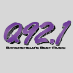 Q92.1 92.1 FM United States of America, Bakersfield