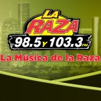 La Raza Houston 103.3 FM USA, Freeport
