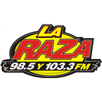 La Raza 98.5 y 103.3 FM 103.3 FM USA, Freeport