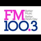 FM 100.3 105.5 FM United States of America, Milford