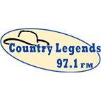 Country Legends 97.1 92.9 FM United States of America, Pasadena