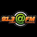 @FM (Colima) 1390 AM Mexico, Tecoman