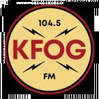 KFOG 104.5 FM United States of America, Stockton