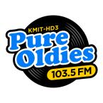 Pure Oldies 103.5 103.5 FM USA, Mitchell