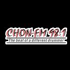 Drive home show-CHON-FM 98.1 FM Canada, Atlin