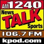 KPOD AM 106.7 FM USA, Crescent City