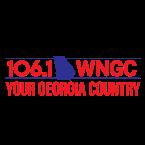 106.1 WNGC Your Georgia Country 107.1 FM United States of America, Jonesboro