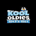 Kool Oldies 104.3 & 105.1 104.3 FM United States of America, Salisbury
