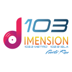 Dimension 103 FM 103.3 FM Puerto Rico, Fajardo