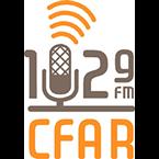 CFAR 102.9 FM 102.9 FM Canada, Flin Flon