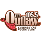 105.5 The Outlaw 105.5 FM United States of America, Asheville