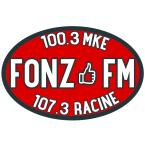 FONZ-FM 100.3 FM United States of America, Milwaukee