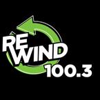 Rewind 100.3 100.3 FM USA, Asheville