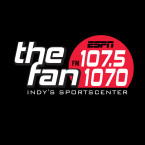 1070 The Fan 93.5 FM USA, Indianapolis