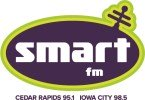 Smart-FM 98.5 FM USA, Cedar Rapids