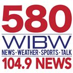 580 WIBW 104.9 FM USA, Topeka