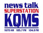 Newstalk 1057 KQMS 105.7 FM USA, Anderson