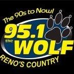 95.1 The Wolf 95.1 FM United States of America, Reno