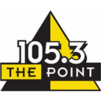105.3 The Point 99.7 FM United States of America, Glasgow