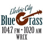 WRIX - Electric City Bluegrass 104.7 FM USA, Anderson