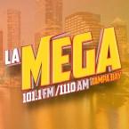 La Mega Tampa Bay 101.1 FM USA, Tampa
