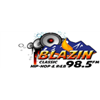 Blazin 98.5 95.7 FM USA, Colorado Springs