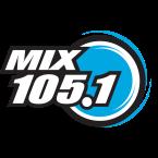 Mix 105.1 103.9 FM United States of America, Provo