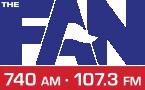 740 The Fan 107.3 FM United States of America, Fargo