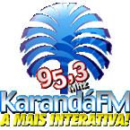 Rádio Karandá FM 95.3 FM Brazil, Campo Grande