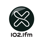 La X 102 102.1 FM Dominican Republic, Santo Domingo de los Colorados
