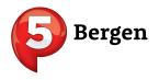 P5 Bergen 105.2 FM Norway, Bergen