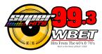 WBET Super Hits 99.3 FM 99.3 FM USA, Sturgis