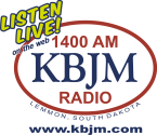 KBJM 1400 AM United States of America, Lemmon