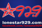 Lonestar 92.9 92.9 FM United States of America, San Angelo