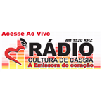 Rádio Cultura de Cássia 1520 AM Brazil, Franca