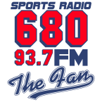 680 The Fan Atlanta 93.7 FM USA, Atlanta